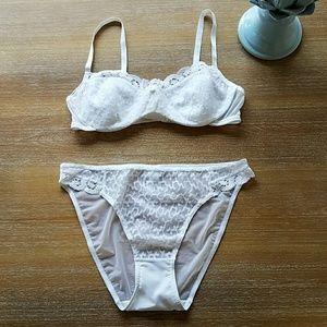 Other - Romantic Bra & Panty Set